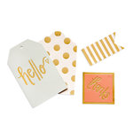 My Mind's Eye - Trend Collection - Tag Box