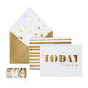 My Mind's Eye - Trend Collection - Card Box Kit - Today I Thought of You