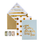 My Mind's Eye - Trend Collection - Card Box Kit - You are a Dream Come True