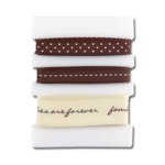 Masterpiece Studios - Stemma - Ribbon - Family - Brown