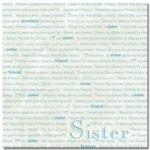 Masterpiece Studios - Stemma - 12x12 Paper - Always A Sister