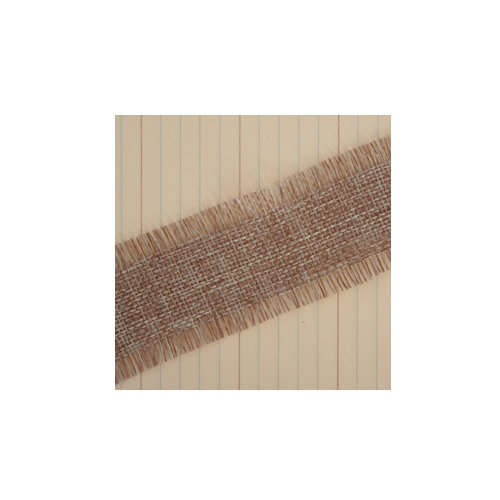 Maya Road - Trim - Linen Burlap - 25 Yards