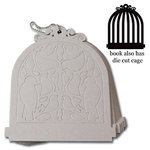 Maya Road - Chipboard Collection - Chipboard Book - Birdcage