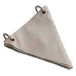 Maya Road - Canvas Collection - Canvas Album - Frayed Edge Triangle Banner