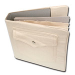 Maya Road - Canvas Collection - Canvas Album - Jeans Pocket Binder