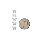 Maya Road - Canvas Pieces - Mini - Butterfly