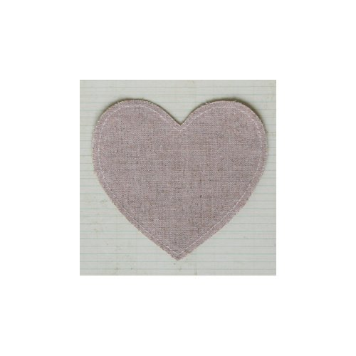 Maya Road - Linen Heart Pieces