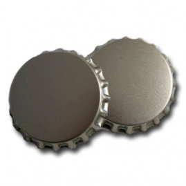 Maya Road - Metal Accents Collection - Bottle Caps - Super Mega