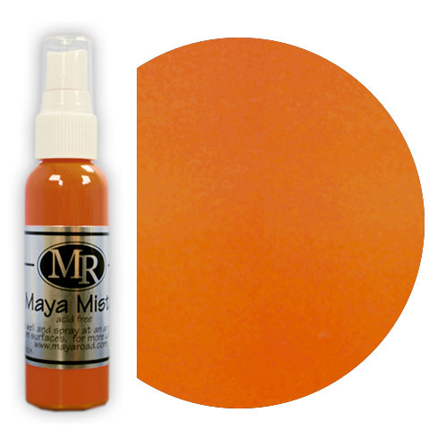 Maya Road - Maya Mists Spray - 2 Ounce Bottle - Orange Mist