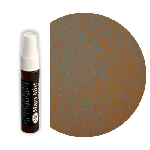 Maya Road - Maya Mists Spray - 1 Ounce Bottle - Espresso Brown Mist