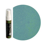 Maya Road - Maya Mists Spray - 1 Ounce Bottle - Turquoise Metallic Mist