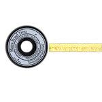 Maya Road - Trim Collection - Ruffle Edge Ribbon Spool - Yellow - 25 Yards, CLEARANCE