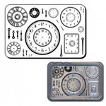 Maya Road - Clear Stamp Set - Clocks