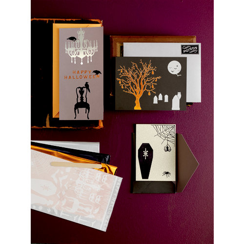 Martha Stewart Crafts - Halloween - Foil Transfer Kit