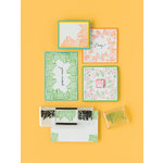 Martha Stewart Crafts - Stamp Around the Page Starter Set