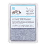 Martha Stewart Crafts - Archival Pigment Ink Pad - Sterling