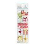 Martha Stewart Crafts - 3 Dimensional Stickers - Bright Presents