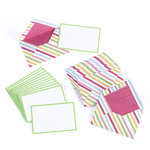 Martha Stewart Crafts - Modern Festive Collection - Striped Envelopes