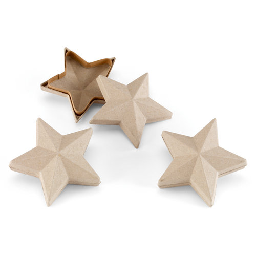 Martha Stewart Crafts - Decorative Boxes - Star