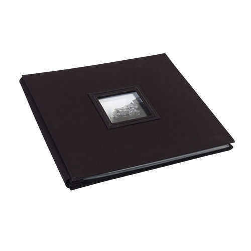 Martha Stewart Crafts - 12 x 12 Album - Black