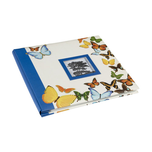 Martha Stewart Crafts - 12 x 12 Album - Butterflies