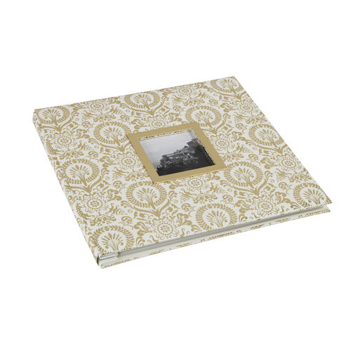 Martha Stewart Crafts - 12 x 12 Album - Elegant Foil