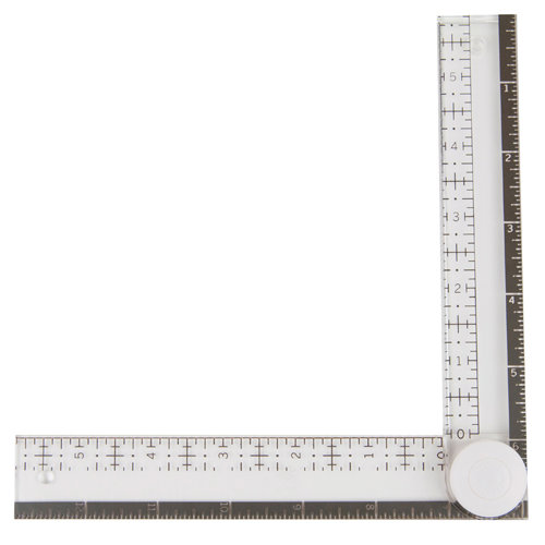 Martha Stewart Crafts - 12 Inch Folding Ruler