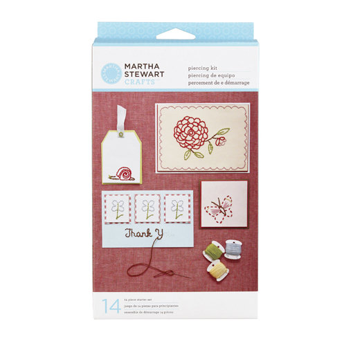 Martha Stewart Crafts - Stitched Collection - Piercing Kit
