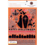 Martha Stewart Crafts - Halloween - Stamp Set - Vampire