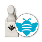 Martha Stewart Crafts - Double Craft Punch - Medium - Bumble Bee