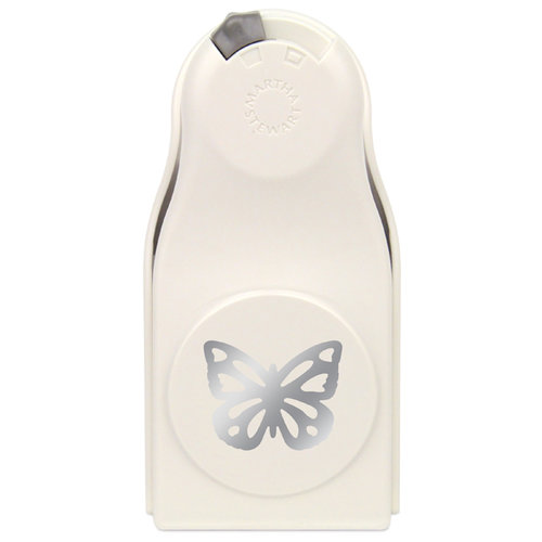 Martha Stewart Crafts - Layering Punch - Garden Butterfly