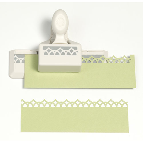 Martha Stewart Crafts - Edge Punch - Garden Rail
