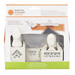 Martha Stewart Crafts - Halloween - Punch Around the Page - Craft Punch Set - Autumn Branches