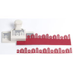 Martha Stewart Crafts - Christmas - Deep Edge Punch - Gifts