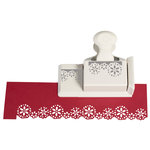 Martha Stewart Crafts - Christmas - Deep Edge Punch - Vintage Doily, BRAND NEW