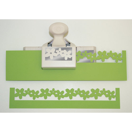 Martha Stewart Crafts - Double Edge Punch - Cherry Blossom Trim