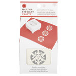 Martha Stewart Crafts - Christmas - Punch All Over the Page - Craft Punch - Nordic Snowflake