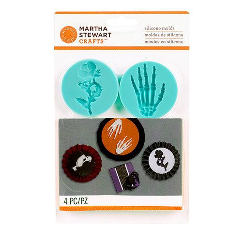 Martha Stewart Crafts - Gothic Manor Collection - Halloween - Molds