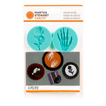 Martha Stewart Crafts - Gothic Manor Collection - Halloween - Molds
