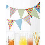 Martha Stewart Crafts - Modern Festive Collection - Garland - Pennant