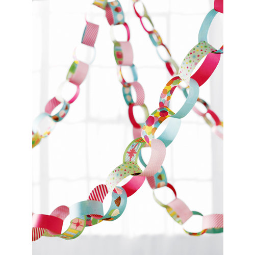 Martha Stewart Crafts - Modern Festive Collection - Paper Chain Kit