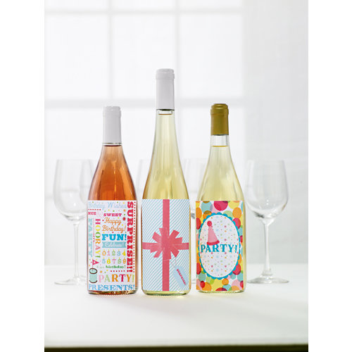 Martha Stewart Crafts - Modern Festive Collection - Beverage Labels