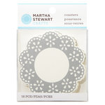 Martha Stewart Crafts - Doily Lace Collection - Coasters