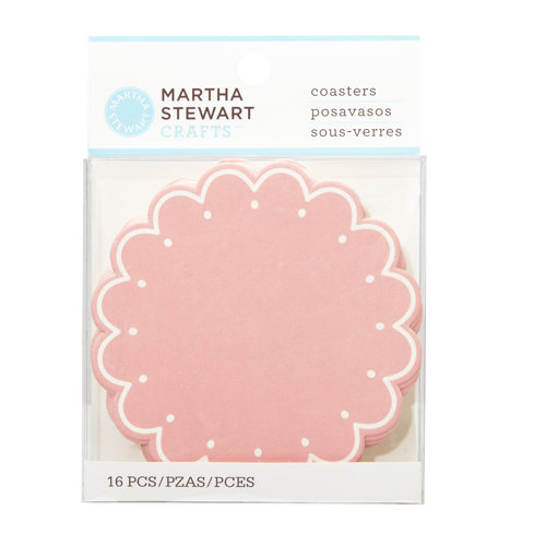 Martha Stewart Crafts - Vintage Girl Collection - Coasters