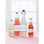 Martha Stewart Crafts - Vintage Girl Collection - Assorted Beverage Labels