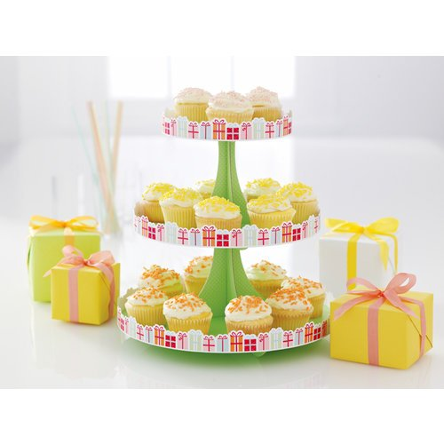 Martha Stewart Crafts - Modern Festive Collection - Cupcake Stand