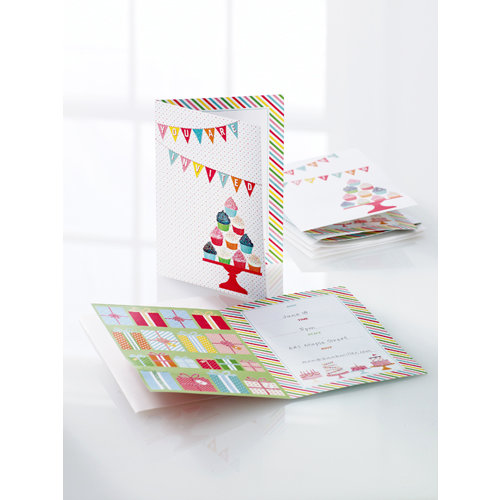 Martha Stewart Crafts - Modern Festive Collection - Party Invitations