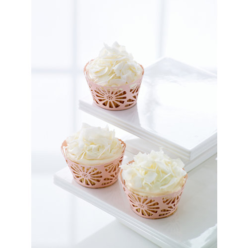 Martha Stewart Crafts - Vintage Girl Collection - Cupcake Treat Wrapper Kit