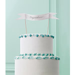 Martha Stewart Crafts - Doily Lace Collection - Cake Topper