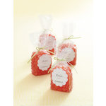 Martha Stewart Crafts - Spring Seasonal Collection - Cellophane Treat Bags - Spring Dot